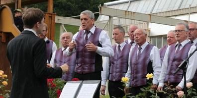 Der Männerchor Rüthi gehört zu den erfolgreichsten Rheintaler Männerchören