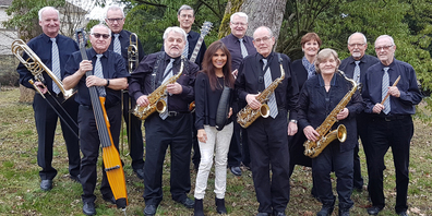 Die Evergreens und die kolumbianische Sängerin Guiomar Velandia treten am 29. August im Begegnungszentrum Rüdlingen auf.