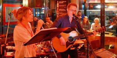 Im März 2019 fand letztmals ein «Songer-Singwriter» Abend in Landquart statt.