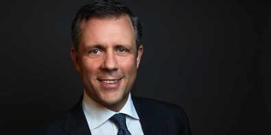 André Helfenstein ist CEO der Credit Suisse (Schweiz) AG