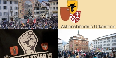 Eines der wohl schnellsten und stärksten Referenden der Schweizer Geschichte.