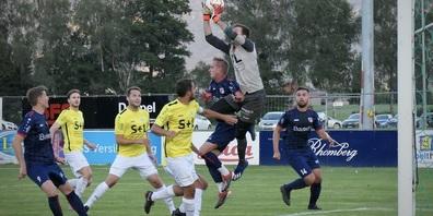Kann der FC Widnau, im Bild letztes Jahr gegen den FC Rheineck, wieder den Pokal holen?