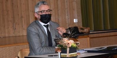 IHK-Direktor Markus Bänziger.