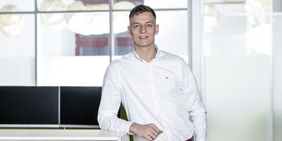 «Wir leben in Schaffhausen mit einer sehr sympathischen Philosophie», so Christof Müller, der im Chläggi aufgewachsen ist und jetzt in der Stadt Schaffhausen lebt und arbeitet.