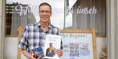 Pius Mareischen hat zur neuen CD auch ein Notenbuch veröffentlicht.