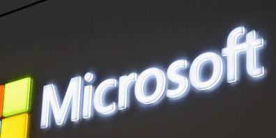 Der Cloud-Boom beschert Microsoft gute Quartalszahlen, einmal mehr. (Themenbild)