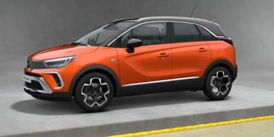 Der neue, geräumige Opel Crossland - ab 1. März bereit zur Probefahrt bei Auto Eberle AG