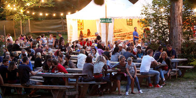 Über 100 Jahre alt: das traditionelle Waldfest in Seegräben
