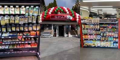 Während den letzten Wochen wurde der maxi Markt in Amden komplett erneuert und vergrössert und das Konzept modernisiert auf SPAR mini.