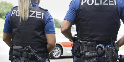 Beamte der Kantonspolizei Zürich. (Archivbild)