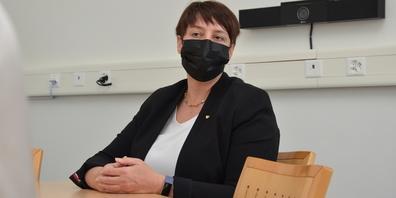 Der Regierungsrat um Gesundheitsdirektorin Petra Steimen unterstützt den Öffnungsplan des Bundesrats.
