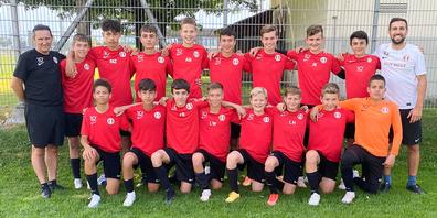 Spielen ab kommender Saison gegen die Topclubs: U15 des FCRJ