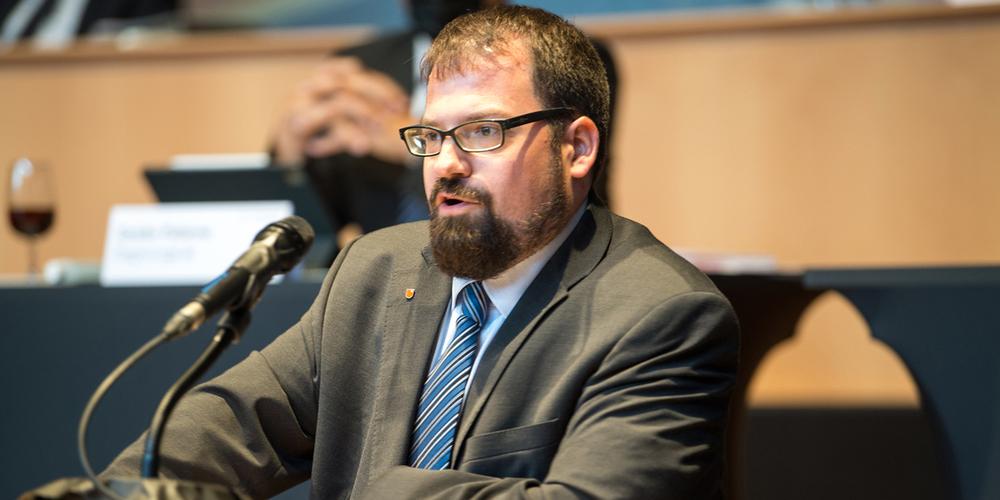 SVP-Mann Bernhard Diethelm bestätigt gegen ihn laufendes Verfahren bei der Staatsanwaltschaft Zürich-Sihl.