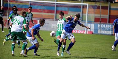 Der FC Gossau setzte sich im Startspiel mit 1:0 gegen die jungen St. Galler durch.