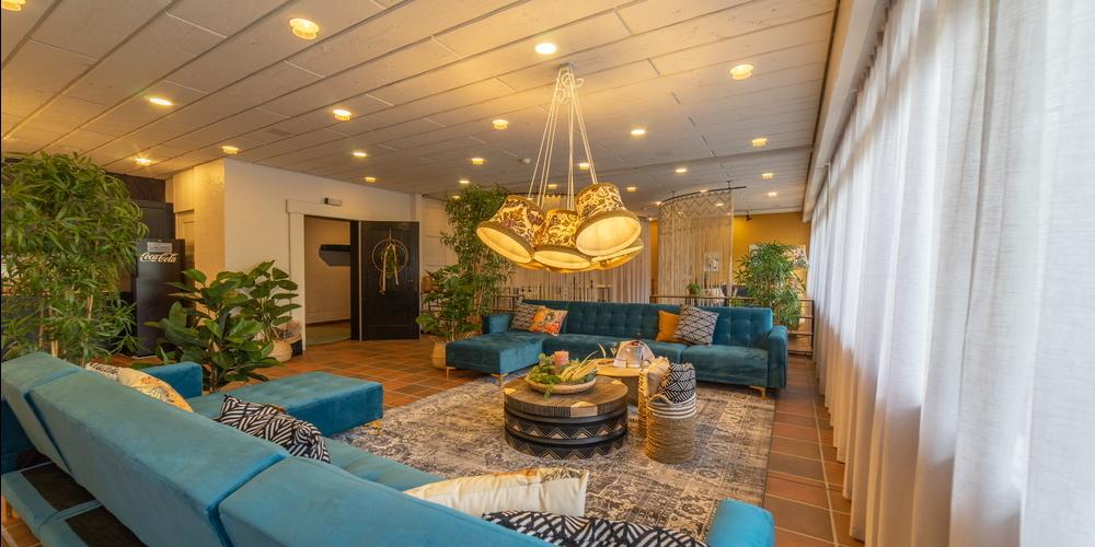 Die Berg & Bett Säntis Lodge wurde für den Hotel Innovations-Award nominiert.