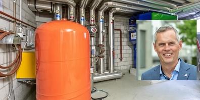 EZL-CEO Ernst Uhler sieht im 6. Nachtrag zum Energiegesetz grosse Nachteile für Liegenschaftsbesitzer.