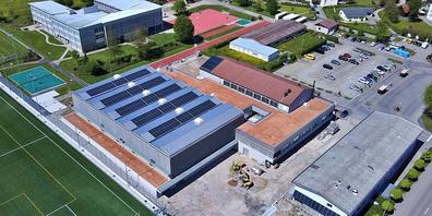 Eschenbacher haben bereits im September 2021 Gelegenheit haben, das bis dahin fertiggestellte Bauwerk zu besichtigen.
