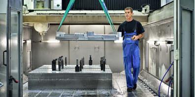 IASA Instandhaltungstechnik AG, ein Thurgauer Unternehmen wurde 1979 gegründet.