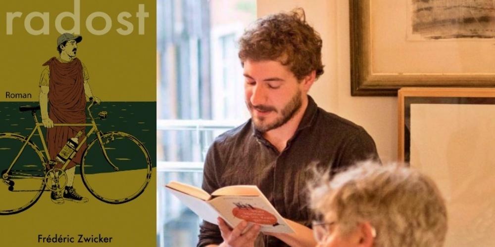 Mit seinem neuen Roman «Radost» will Frédéric Zwicker unter anderem die lebensfrohe, gastfreundliche Liebenswürdigkeit der Menschen des Balkans der Leserschaft vermitteln.