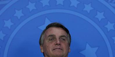 Jair Bolsonaro, Präsident von Brasilien, bestreitet nach den schweren Vorwürfen eines parlamentarischen Untersuchungsausschusses zur Corona-Politik seiner Regierung jegliches Fehlverhalten und greift den Untersuchungsausschuss an. Foto: Eraldo Per...