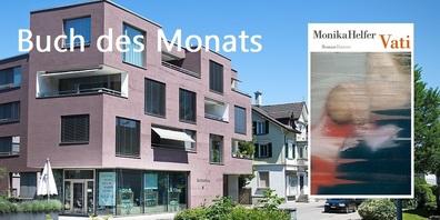 """Die Gutenberg Buchhandlung in Gossau präsentiert """"Buch des Monats""""."""