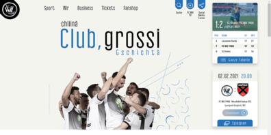 Die neue Webseite des FC Wil 1900 ist eröffnet!