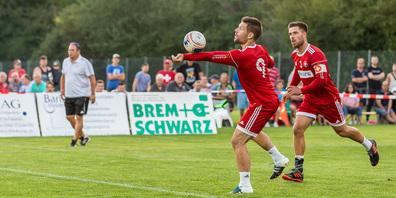 Die Vorbereitungsspiele der nächsten Wochen bestreitet die Schweizer Faustball-Nati mit nur einem Spieler aus dem Rheintal