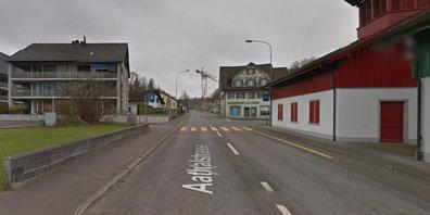 Neue Verkehrsführung an der Aathalstrsse vom 10. Mai bis November 2021