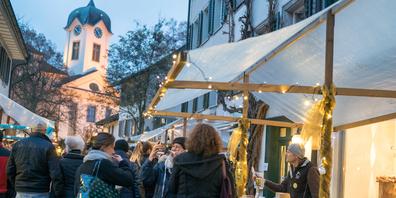 Der Grüninger Weihnachtsmarkt soll dieses Jahr stattfinden.