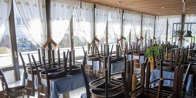 Grosse Gastrounternehmen mit Betrieben in verschiedenen Kantonen waren bislang im Corona-Härtefallprogramm benachteiligt: Das will der Zürcher Regierungsrat nun ändern.  (Symbolbild)
