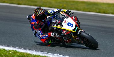 Domi #9 wird am Wochenende die Rennläufe auf dem Nürburgring bestreiten