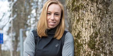 Sandra Kälin ist hauptberuflich Personal Trainerin.