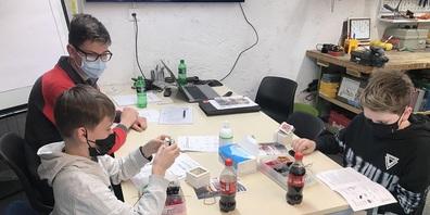 27 Firmen boten 225 Workshops für Jugendliche der 5. und 6. Klasse an.