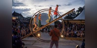 Ballett Fahrway auf dem Goldenen Boden in Lichtensteig. (Symbolbild)