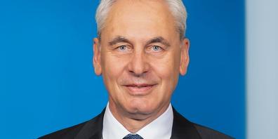 Dieter Wildauer hat sein ganzes Berufsleben bei der Hypo Vorarlberg verbracht