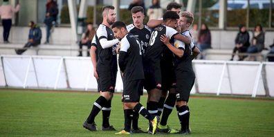 Der FC Herisau konnte unglaubliche sieben Treffer bejubeln.