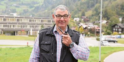Als Schierser Gemeindepräsident wiedergewählt: Ueli Thöny.