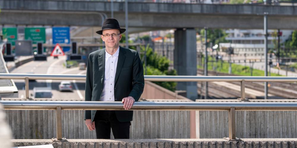 Markus Buschor, Vorsteher der Direktion Bau und Planung