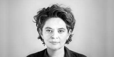 Die St.Galler Künstlerin Asi Föcker zeigt ihre aktuellen Werke im Architektur Forum Ostschweiz.