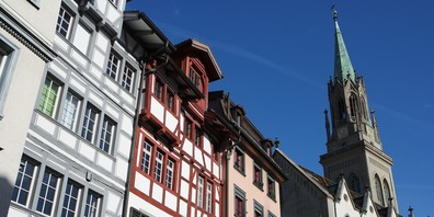 Im Vergleich zu anderen Städten schneidet St.Gallen schlecht ab.