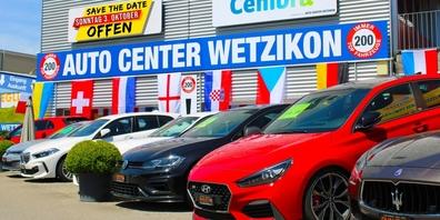 Beim Auto Center Wetzikon findet jeder sein passendes Fahrzeug.
