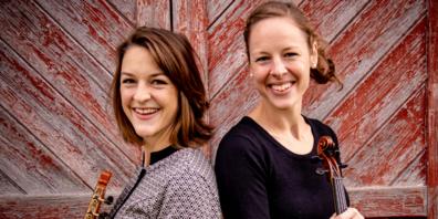 Die Altstätterinnen Patricia und Stefanie Fehr-Büchel