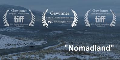 Am 21. Juli auf dem Programm des Openair Kinos Uzwil: Nomadland.