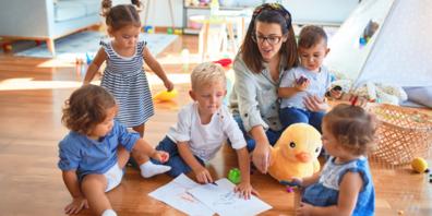Die frühkindliche Bildung soll gefördert werden