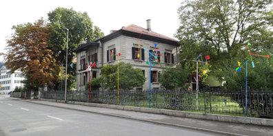 Das Lozzi-Museum in Wald ZH