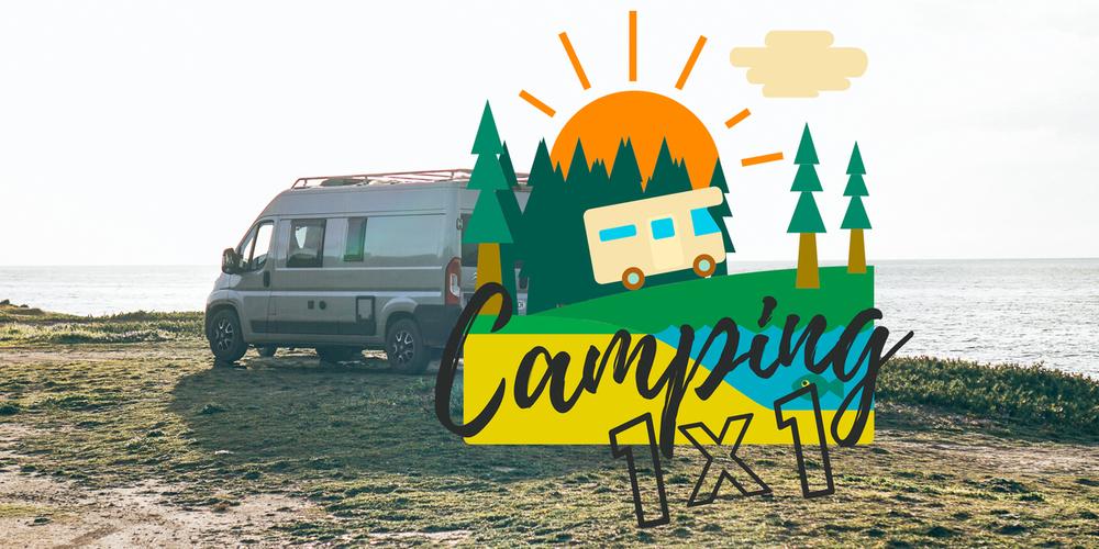 In unserer Serie erfährt ihr von Pam & Angi alles rund um das Campen.