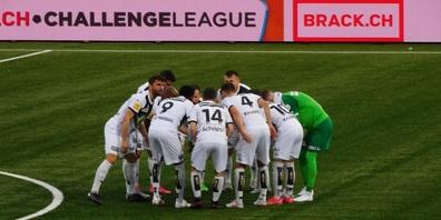 Der FC Wil 1900 spielt auch 2021/22 in der Brack.ch Challenge League.