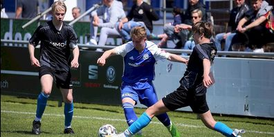 Die B-Junioren des FC Gossau sind drauf und dran Schweizer Meister zu werden.