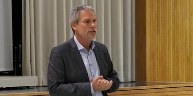 Widnaus Schulratspräsident Richard Dünser: «Signifikante Steigerung der Infektionen»