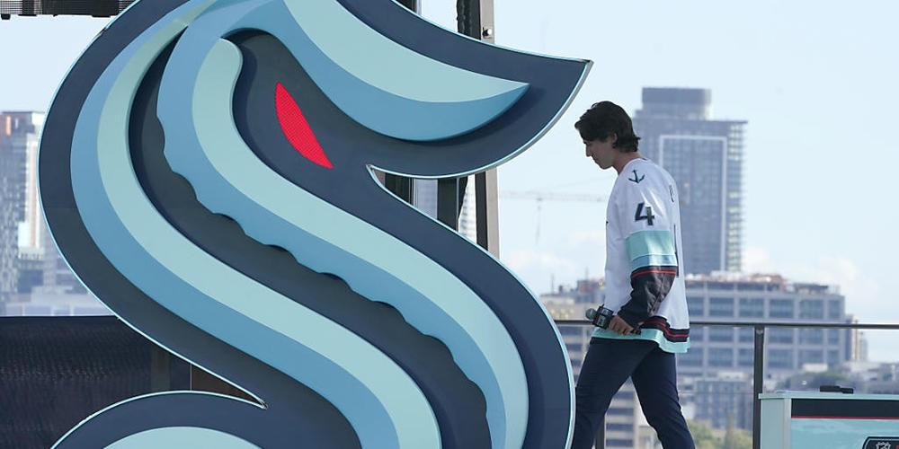Die Seattle Kraken drafteten in der Nacht auf Donnerstag ihre ersten 30 Spieler